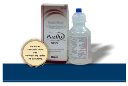 Pazufloxacin Injection