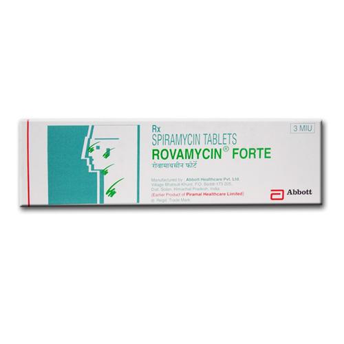 Spiramycin Tablet