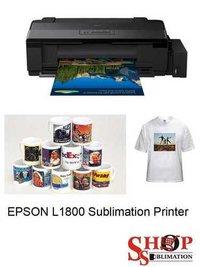Epson L1800 Sublimation Printer