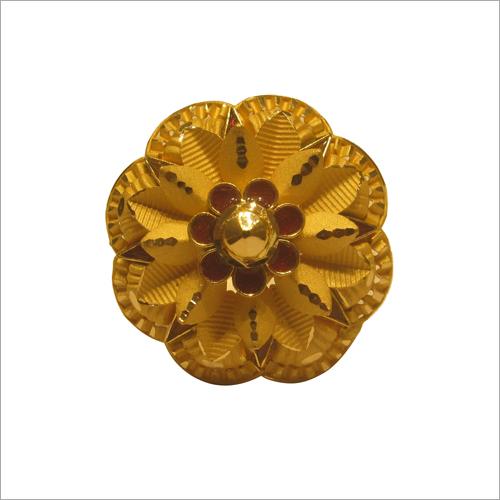 Ladies Designer Gold Ring