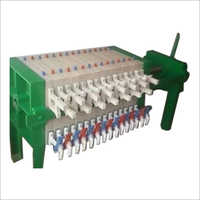 Manual PP Filter Press
