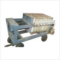 Portable Trolley Filter Press