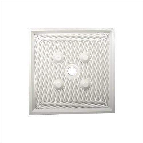 Recessed Ceramic Filter Plates