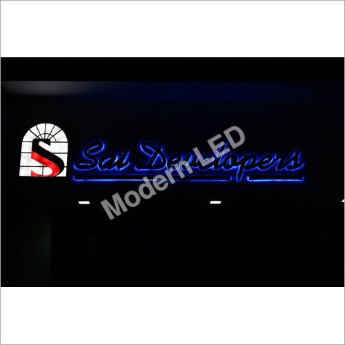 LED Back Lit Signages