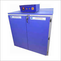 Hot Air Oven Double Door