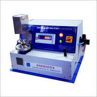 Digital Pneumatic Bursting Strength Tester