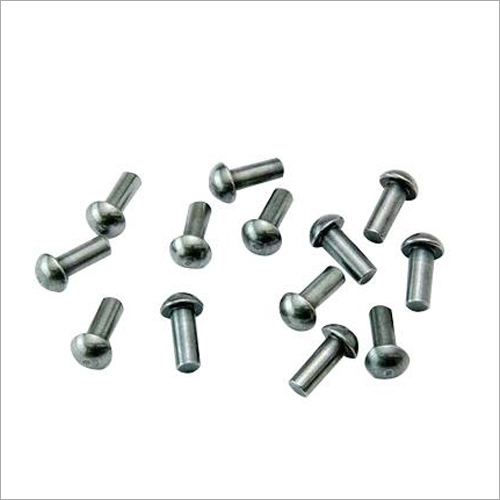 Mild Steel solid Rivets