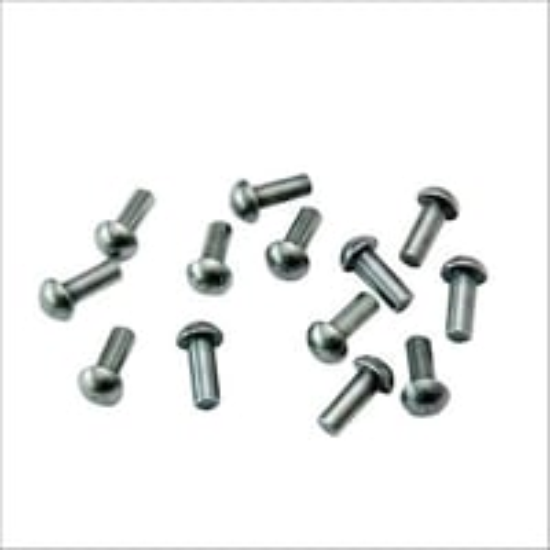 Mild Steel solid Rivets