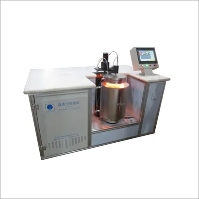 High Vacuum Brazing Machine