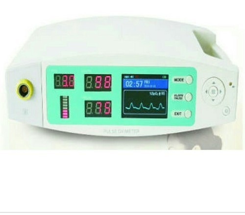 PULSE BAR And Waveform Tabletop / Hand Held Pulse Oximeter