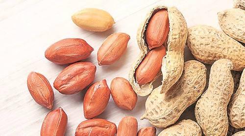 Indian Peanuts