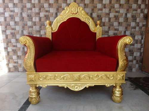 Royal Golden Chair