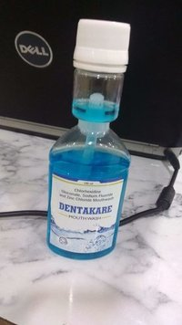 Dentakare mouth wash