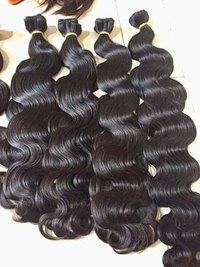 Temple Body Wave Hair