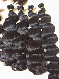 Temple Body Wave Hair