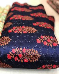 Chikankari Digital Printed Fabric