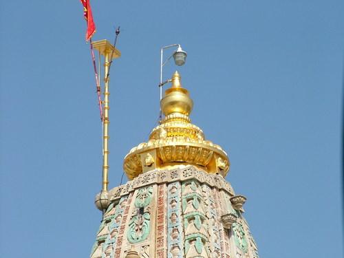 Gold Mounted Kalash