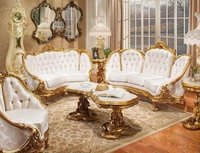 Golden Sofa set