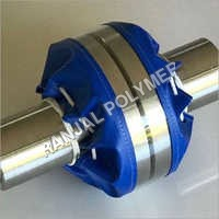 PVC Flange Guards With Transparent Cover