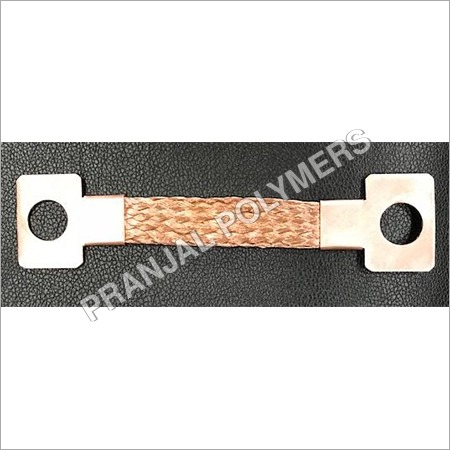 Copper Braided Earthing Jumpers