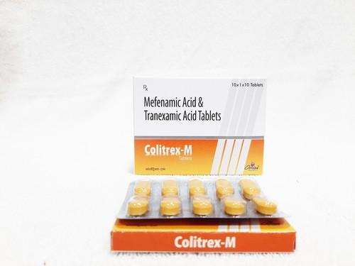 Mefenamic Acid & Tranexamic Acid Tablet