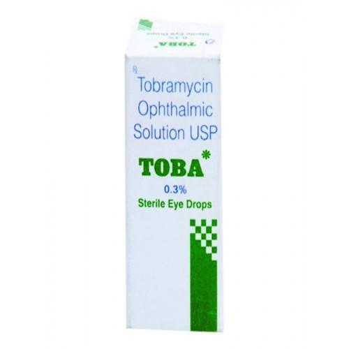 Tobramycin Ophthalmic Solution USP