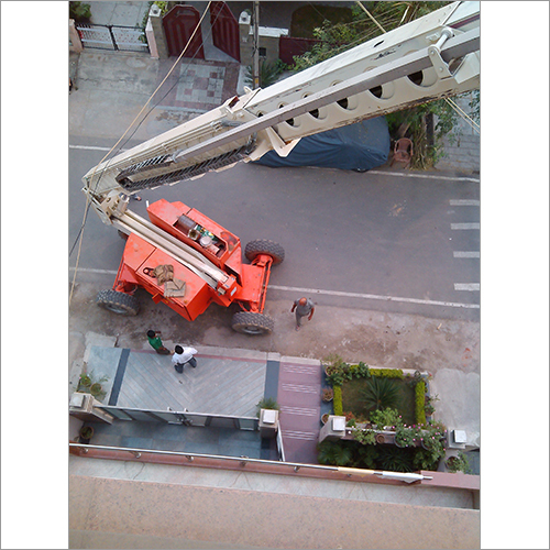 Concrete Separate Placing Boom