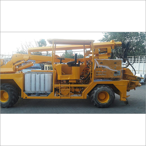Wet Shotcrete Pump Machine