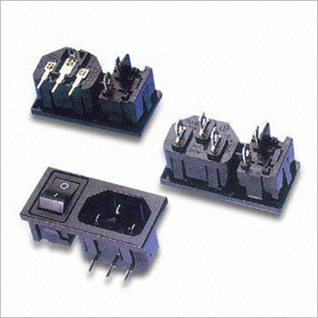 15A 250V AC Power Sockets