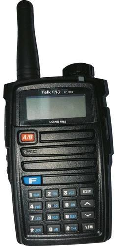Talk Pro Licesne Free Walkie Talkie Radio