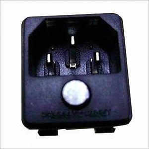 Rocker/Paddle Switch with 3 to 15A Circuit Protection and Overload Button