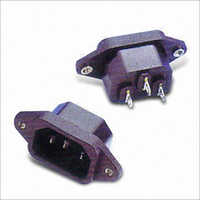 AC Power Socket with Rating of 15A250V AC