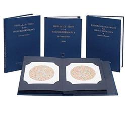 Color Test Vision Book