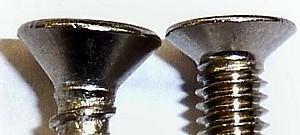 100A  CSK Head Screw