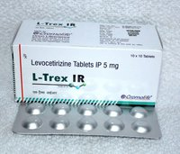 LEVOCETIRIZINE TABLET IP 5MG