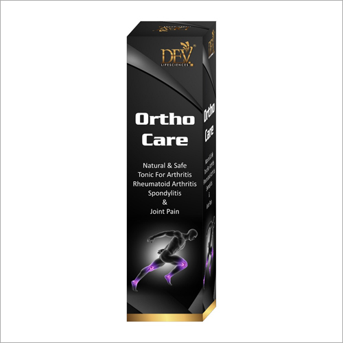Ortho Care Tonic