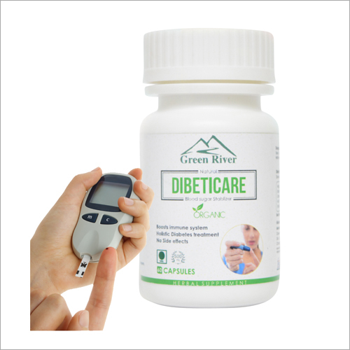 Diabeticare Capsules