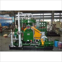 L Type Diaphragm Compressor