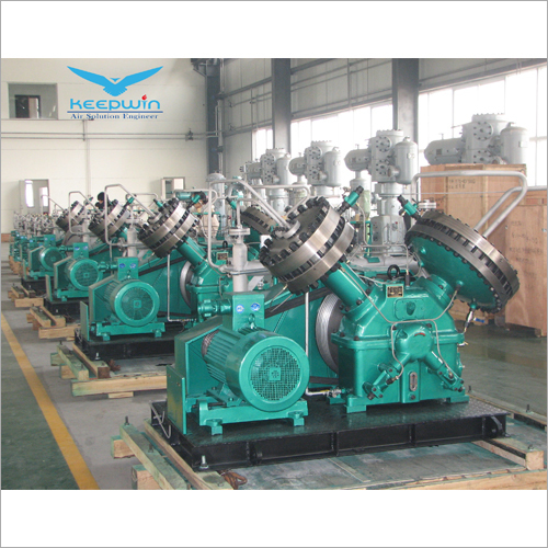 V type Diaphragm Compressor