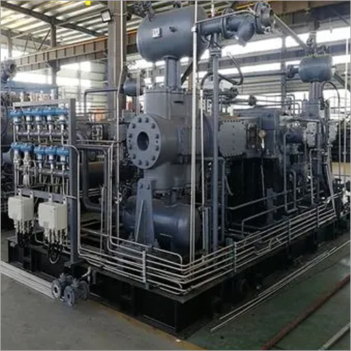 M type Hydrogen chloride gas Oil Free Reciprocating Compressor