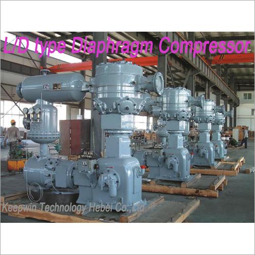 VW type Process Gas Compressor Carbon dioxide CO2 Reciprocating Compressor