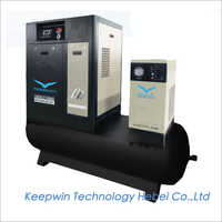 7.5 KW Integrated Screw Compressor