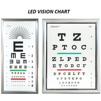Single Language LED Chart