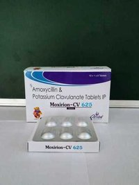 Amoxicillin & potassium calvunate tablet IP