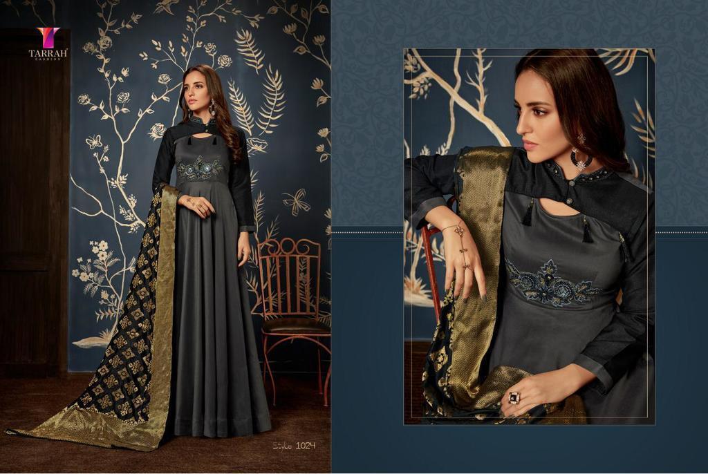 Silk Designer Gown