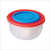 3 Pcs Set Solitaire Plastic Container