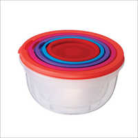 5 Pcs Set Solitaire Plastic Container