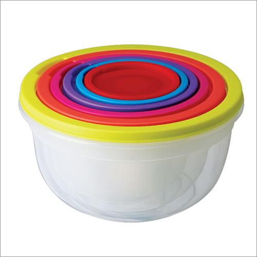 6 Pcs Set Solitaire Plastic Container