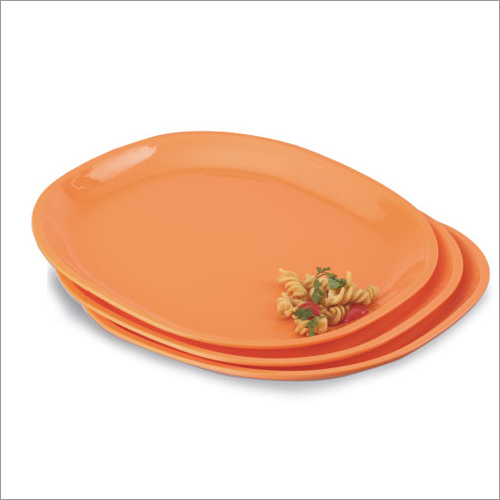 Olive Square Plates