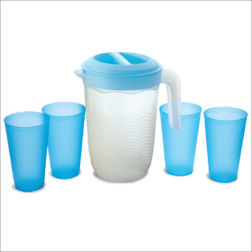 Jugs, Plates and Glasses